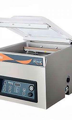 Conserto de máquina embaladora a vácuo