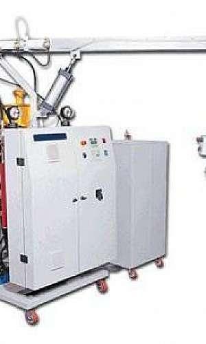 Fabricantes de máquinas injetoras de PU expandido
