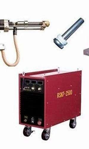 locação de máquina de solda stud bolt