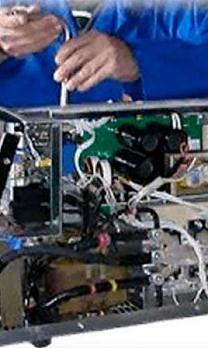 manutenção de máquina de solda