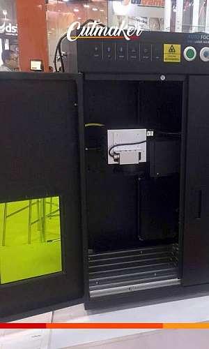 Máquina de corte gravação a laser portátil