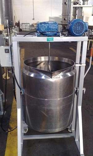 Máquina de misturar suco