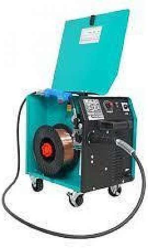 Máquina de solda MIG monofásica