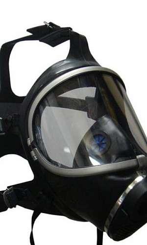 Máscara respiração autônoma