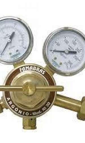 Regulador de gás para solda e corte